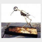 Oiseau mécanique